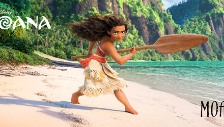 Moana: Disney's Newest Princess