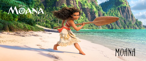 Moana: Disney's Newest Princess