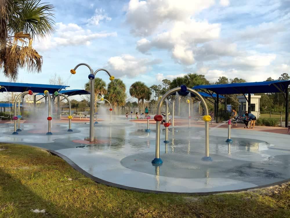 splash pads Orlando