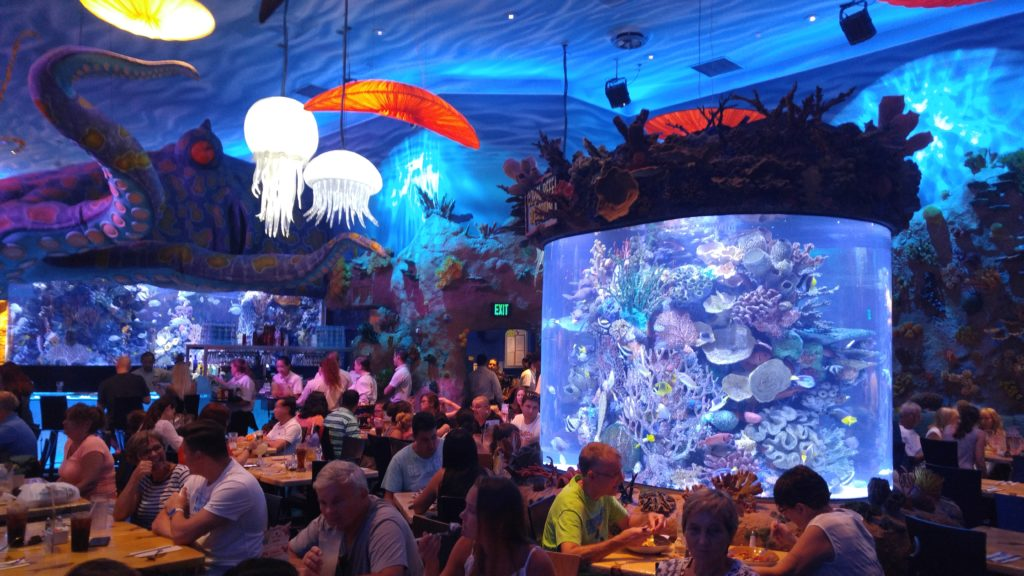 t-rex restaurant disney springs