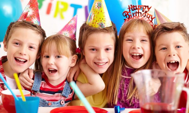 Birthday Party Places in Orlando
