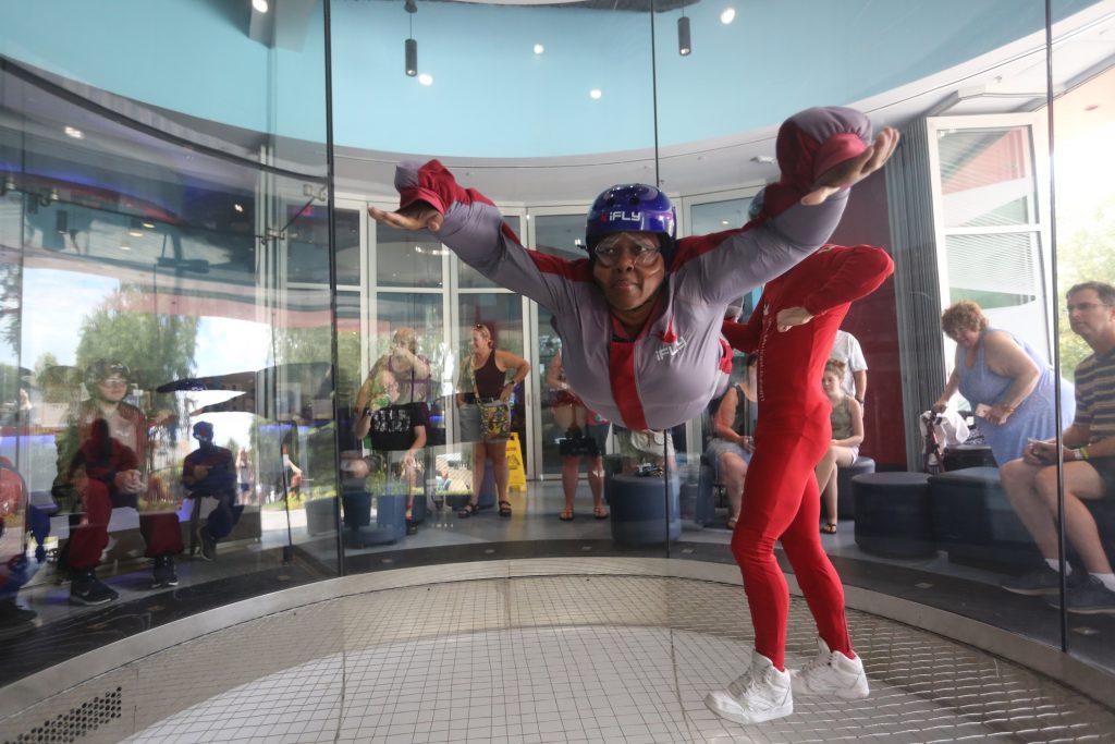 indoor skydiving Orlando
