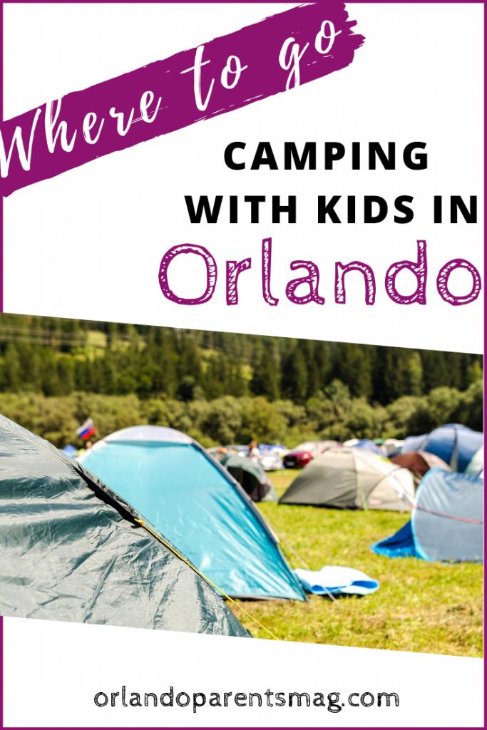 orlando camping
