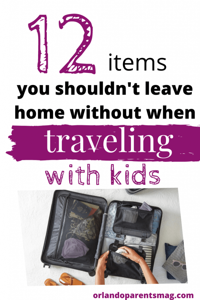 what to pack when traveling with kisd